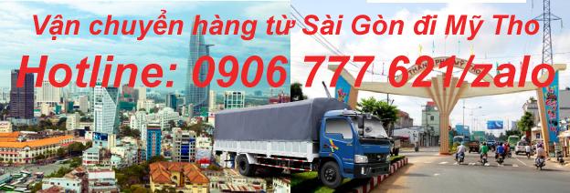Vận chuyển hàng từ Sài Gòn đi Mỹ Tho