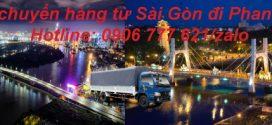 Vận chuyển hàng từ Sài Gòn đi Phan Thiết