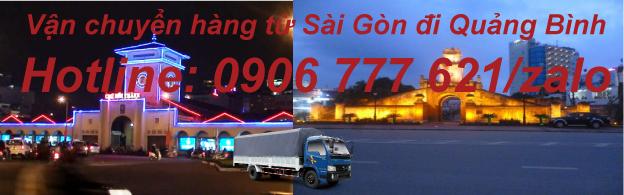 Vận chuyển hàng từ Sài Gòn đi Quảng Bình