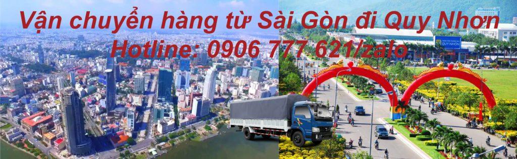 Vận chuyển hàng từ Sài Gòn đi Quy Nhơn