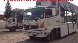 Nhà xe vận tải hàng hóa từ Đồng Tháp