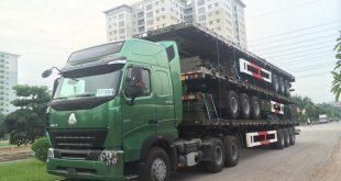 Nhà xe vận tải hàng hóa từ Cà Mau